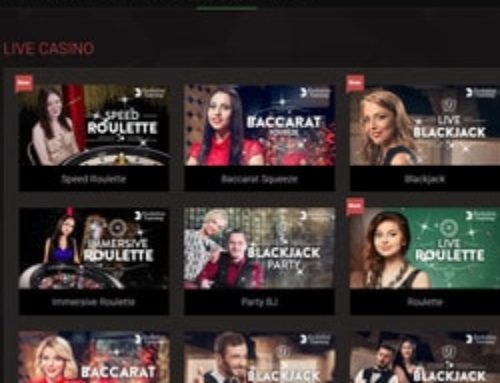 Evolution Gaming's and Asia Gaming's live games on Bitstarz Casino