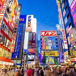 Casinos in Japan : High taxes placed on operators