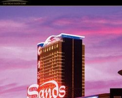 Las Vegas Sands in good health and Sheldon Adelson doubles his income