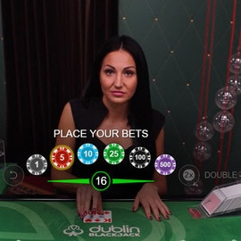 Dublin Blackjack : best live blackjack