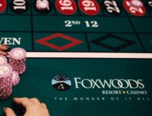 Authentic Gaming Roulette Live from Foxwoods Resort Casino