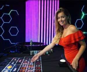New Authentic Gaming Roulette : Blaze Roulette direct from Malta's Live Arena