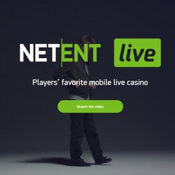 Netent Live : Play with live dealers in Blackjack and Roulette