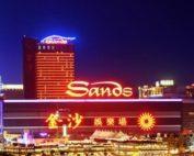 Increase in Macau Casino Revenue in 2018