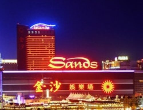 Increase in Macau Casino Revenue in 2018