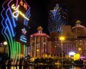 Decrease in Macau Casinos Revenue in May 2018