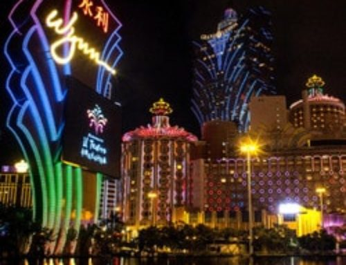 Decrease in Macau Casinos Revenue in May 2018