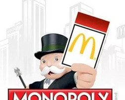 Ex-policeman defrauds McDonalds Monopoly Game of 24 million dollars