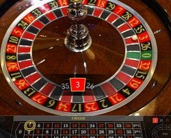 Roulette player in the Sun Casino Monaco steals chips using tape