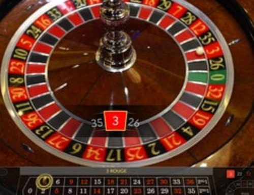 Roulette player in the Sun Casino steals chips using tape