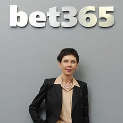 Denise Coates is the Managing director of the online gaming site Bet365