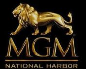 Police arrest a baccarat dealer at the MGM National Harbor in Maryland Casino