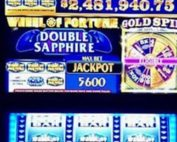 Wheel of Fortune Double Gold Spin slot machine