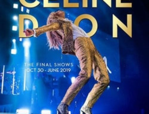 Celine Dion in Caesars Palace Las Vegas – it's all over!