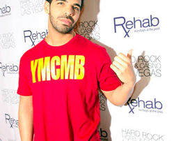 Singer Drake loses $200 000 in the Hard Rock Hotel and Casino
