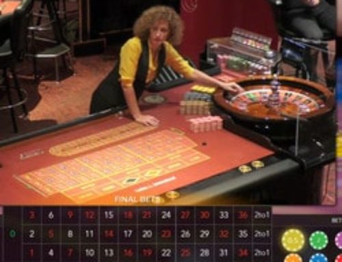 Authentic Gaming Roulette live from London's Aspers Casino