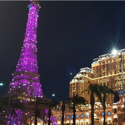 The Parisian Casino in Macau