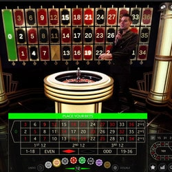 Voted Game of the Year 2018, discover Lightning Roulette in Easybet
