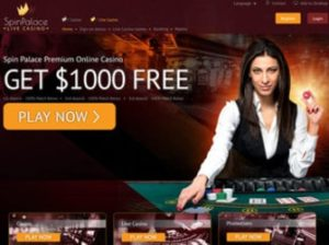 Spin Palace Casino recommended by Live Dealers Casino