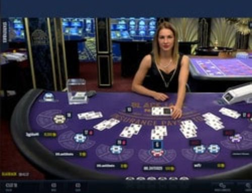 Casino Extra offers players LuckyStreak's live tables