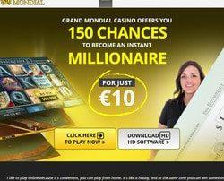 Progressive Jackpot Mega Moolah More than 18 million euros won in Grand Mondial Casino