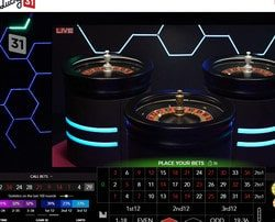 Play Auto-roulette 31 in Lucky31 Casino