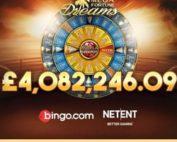 Mega Fortune Dreams is a Netent's Progressive Jackpot