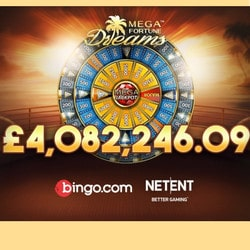 Mega Fortune Dreams is a Netent's Progressive Jackpot