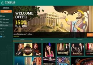 Cresus Casino : best online casino