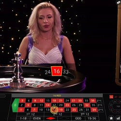 Immersive Roulette is a Evolution Gaming's live roulette