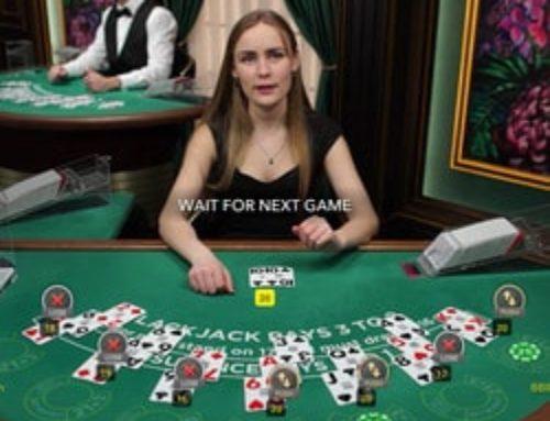 Choose your most suitable live blackjack table