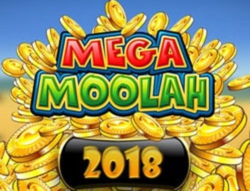 Mega Moolah Progressive Jackpot paid out 154 million in 2018