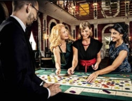 Live roulette from Bad Homburg Casino available on Dublinbet