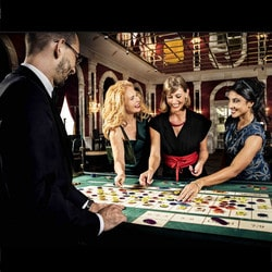 Play at Authentic Gaming's online roulette table streamed live from the Bad Homburg Casino