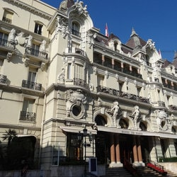 High Roller Players can play roulette in a suite of the Hotel de Paris Monte Carlo