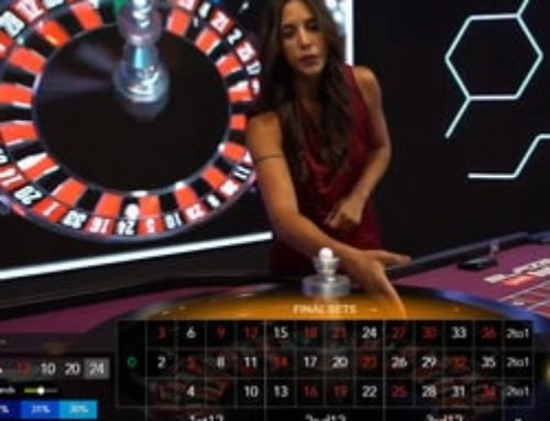 Blaze Roulette : Authentic Gaming's best online roulette table