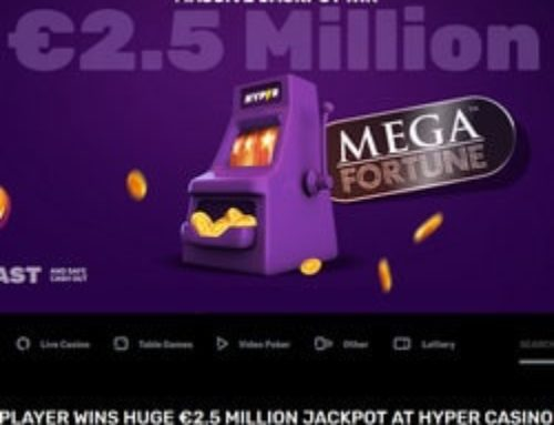 Mega Fortune Dreams jackpot won in a legal Swedish casino