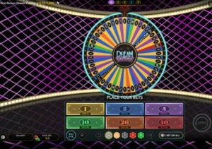 First Person Dream Catcher Wheel of Fortune