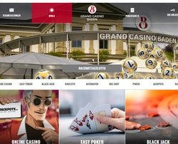 Baden's online Grand Casino chooses Evolution Gaming