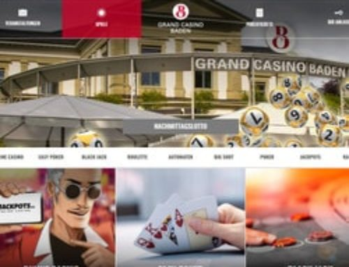 Grand Casino Baden chooses Evolution Gaming
