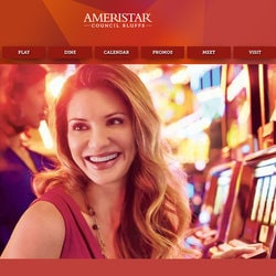 Banned from the Ameristar Casino Hotel Council Bluffs, a player wins on a slot machine
