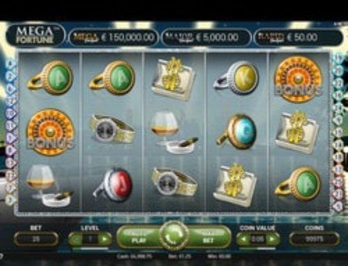 An Englishman wins NetEnt's Mega Fortune progressive jackpot