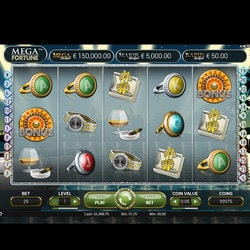 An Englishman player wins NetEnt's Mega Fortune progressive jackpot