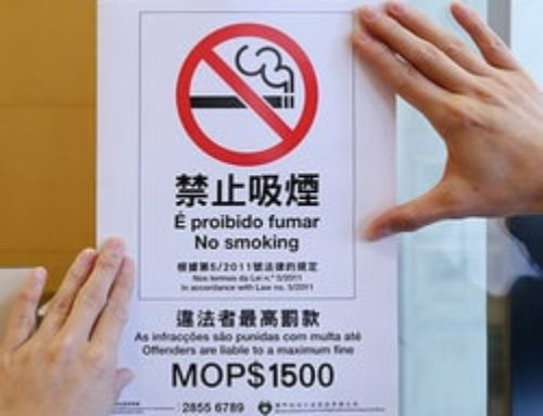 Macau continues its fight against smoking in casinos