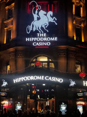 Hippodrome casino, London Leicester Square