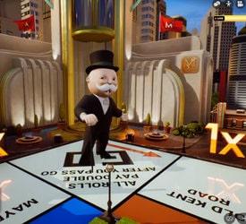 Mr Monopoly, 3d design