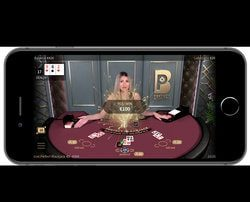 perfect blackjack, netent live