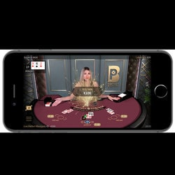 perfect blackjack, netent live