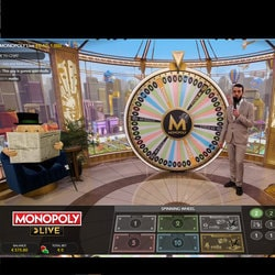 TV Game in live from online casinos