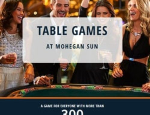 Cheating at Blackjack in the Mohegan Sun Casino Connecticut